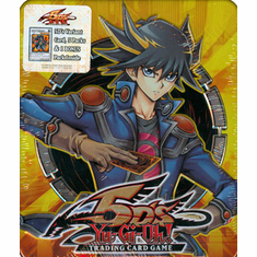 YuGiOh Goyo Guardian 5D's 2008 Exclusive Collector's Tin