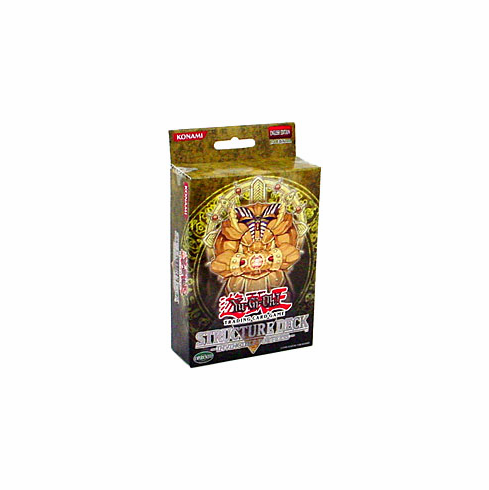 YuGiOh GX Invincible Fortress Structure Deck