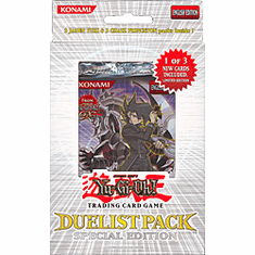 YuGiOh GX Jaden vs Chazz Dueliest Pack Special Edition Pack