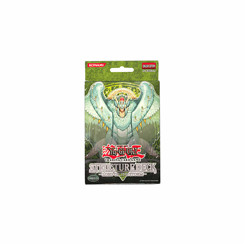 YuGiOh GX Lord of the Storm Structure Deck (American)