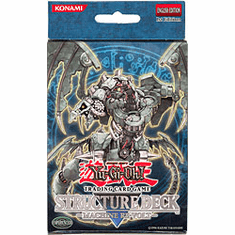 YuGiOh GX Machine Re-Volt Structure Deck