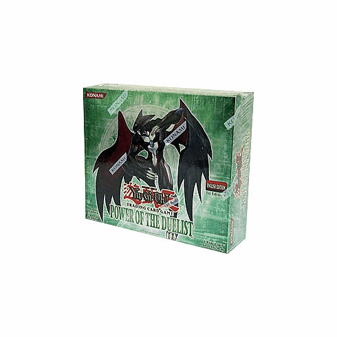 YuGiOh GX Power Of The Duelist Booster Box