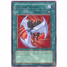YuGiOh GX Power of the Duelist - Cyclone Blade