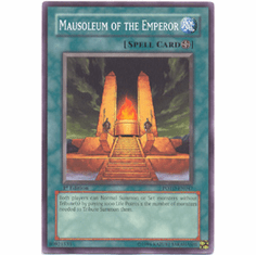YuGiOh GX Power of the Duelist - Mausoleum of the Emperor