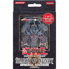 YuGiOh! GX Shadow of Infinity Special Edition Pack