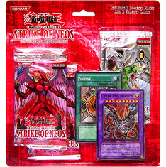 Yugioh GX Strike of Neos Special Edition Blister Pack