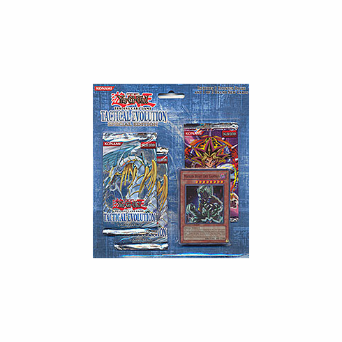 Yugioh GX Tactical Evolution Special Edition Pack