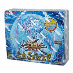 YuGiOh Hidden Arsenal Booster Box