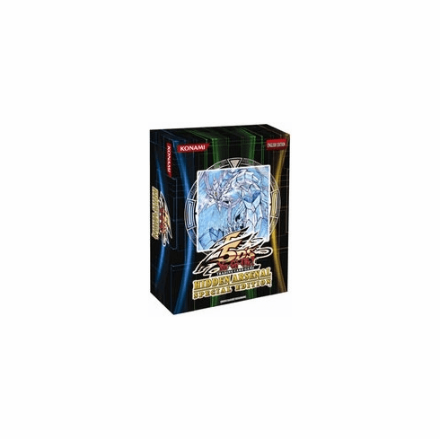 YuGiOh Hidden Arsenal Special Edition Pack
