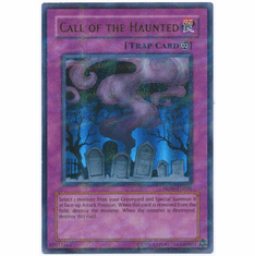 YuGiOh HL06-EN005 Ultra Parallel Rare Card - Call of the Haunted