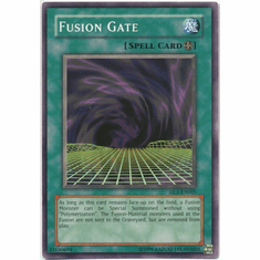 YuGiOh Hobby League HL1-EN005 Common Card - Fusion Gate