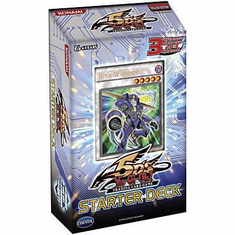 YuGiOh Junk Warrior Starter Deck