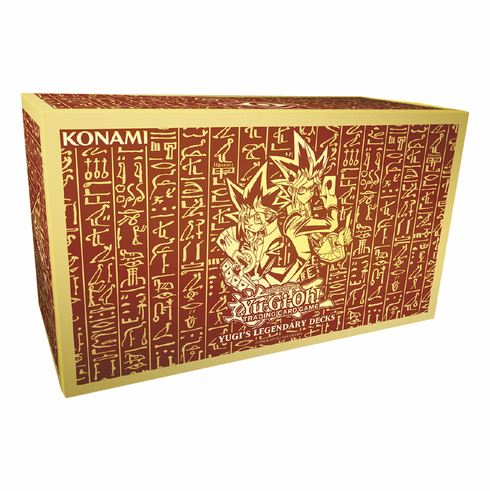 YuGiOh King of Games Yugi's Legendary Deck Box Set (3 Decks)