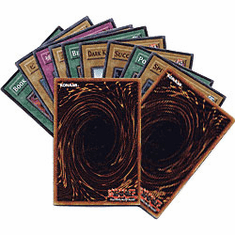 Yugioh Legacy of Darkness 10 Card Lot