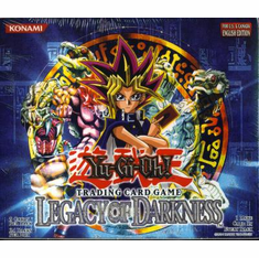 YuGiOh Legacy Of Darkness Booster Box