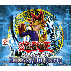 YuGiOh Legend Of Blue Eyes White Dragon Booster Box
