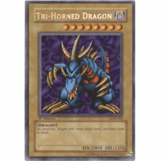 YuGiOh Legend Of Blue Eyes White Dragon Holofoil Single Cards