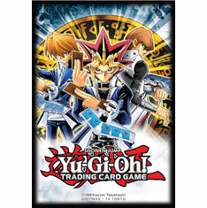 YuGiOh Legendary Card Sleeves (Classic Characters)