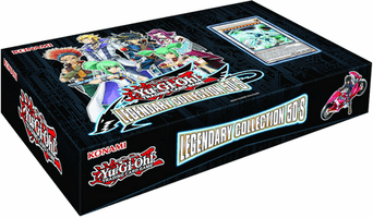 YuGiOh Legendary Collection 5D's Single Cards