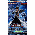 YuGiOh Legendary Duelists White Dragon Abyss Booster Pack