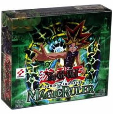 YuGiOh Magic Ruler Booster Box