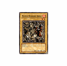 YuGiOh Magician's Force Common Cards