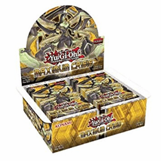YuGiOh Maximum Crisis Booster Box [24 Packs] [Sealed]