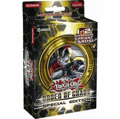 YuGiOh Order of Chaos Special Edition Pack