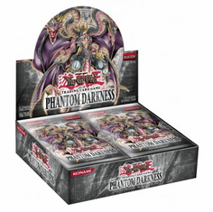 YuGiOh Phantom Darkness Booster Box
