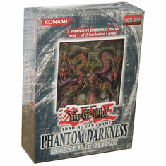 YuGiOh Phantom Darkness Special Edition Pack