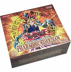YuGiOh Pharaonic Guardian Booster Box
