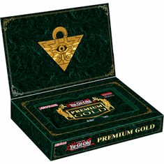 YuGiOh Premium Gold Box (3 Mini Packs)