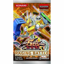 YuGiOh Raging Battle Booster Pack