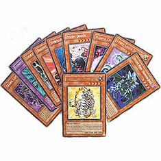 YuGiOh Rares 10 Card Lot