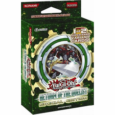 YuGiOh Return Of The Duelist Special Edition Pack (3 Packs & 1 Promo Card)