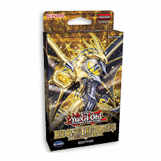 YuGiOh Rise of the True Dragons Structure Deck