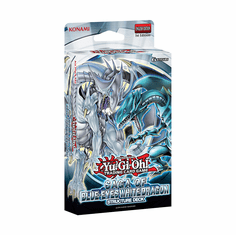 YuGiOh Saga Of Blue Eyes White Dragon Structure Deck