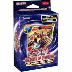 YuGiOh Secrets of Eternity Super Edition Pack
