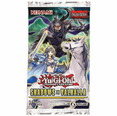YuGiOh Shadows In Valhalla Booster Pack