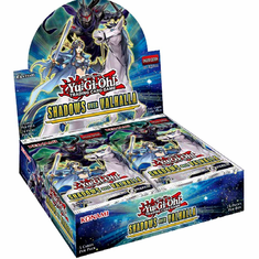YuGiOh Shadows Over Valhalla Booster Box