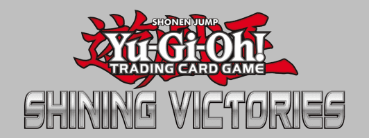 YuGiOh Shining Victories Single Cards