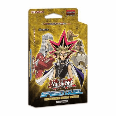 YuGiOh Speed Duel Destiny Masters Starter Deck [Sealed Deck]