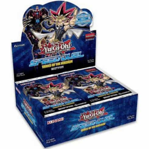 YuGiOh Speed Duel Trials of the Kingdom Booster Box [36 Packs] [Sealed] (Pre-Order ships November)