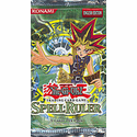 YuGiOh Spell Ruler Booster Pack