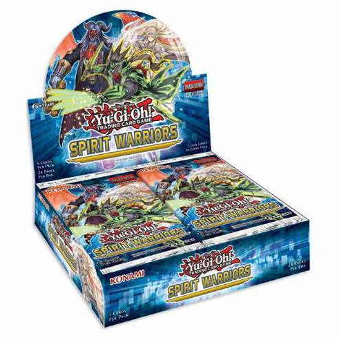 YuGiOh Spirit Warriors Booster Box