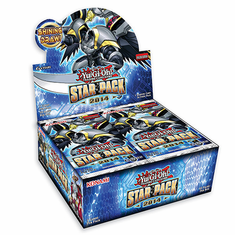 YuGiOh Star Pack 2014 Booster Box