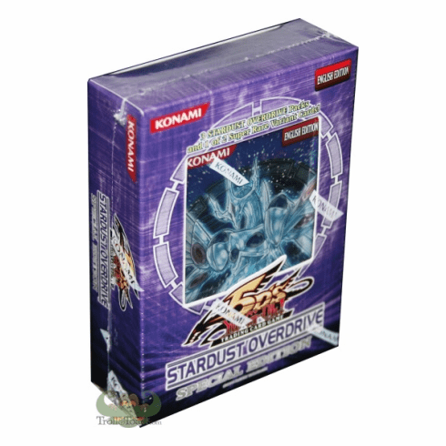 YuGiOh Stardust Overdrive Special Edition Pack