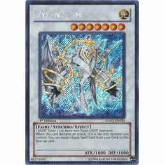 YuGiOh Steelswarm Invasion Card - HA05-EN024 Vylon Sigma