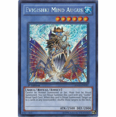 YuGiOh Steelswarm Invasion Card - HA05-EN051 Evigishki Mind Augus