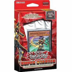 YuGiOh Super Starter Space-Time Showdown Deck